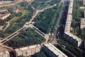 Конкурс на лучший дизайн-проект цветочного оформления сквера им В.И. Чапаева в г. Чебоксары