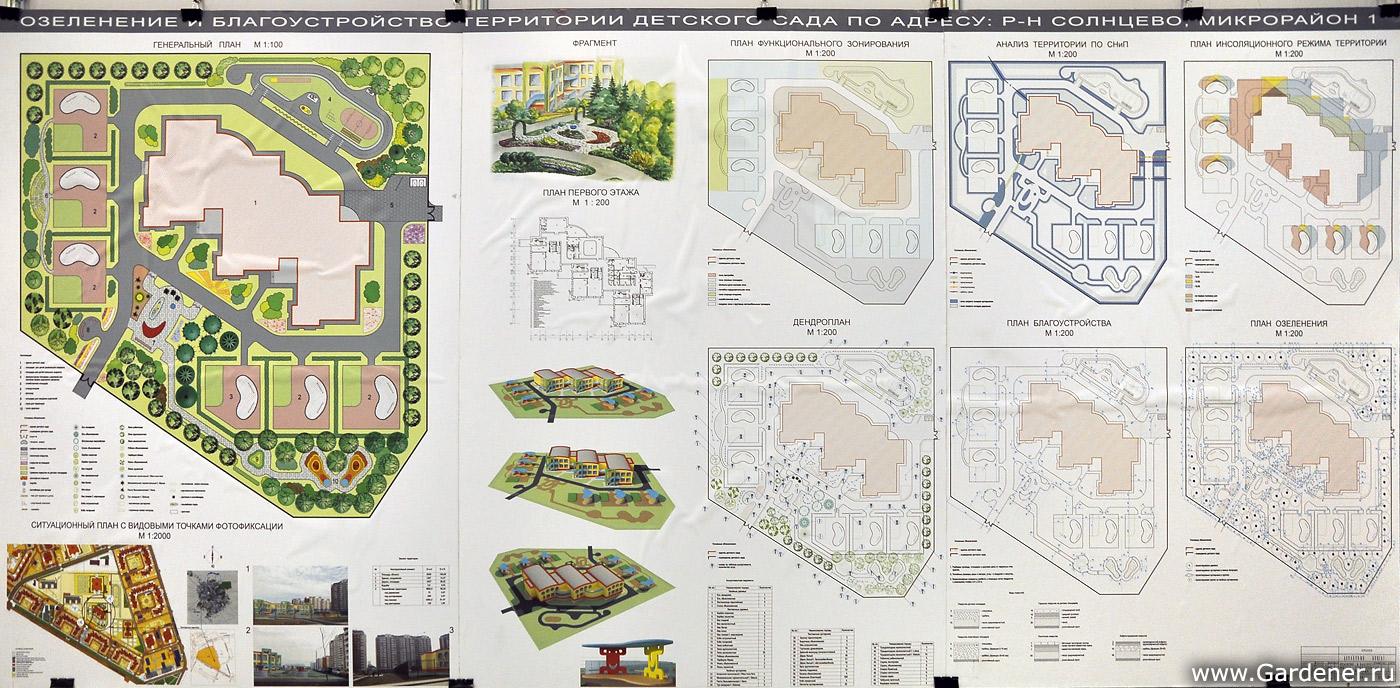 Колледжи ландшафтный дизайн