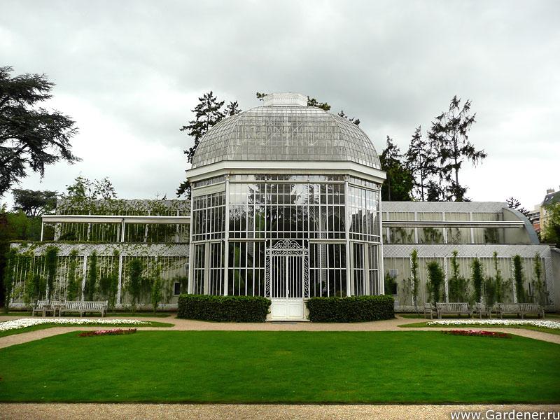 Ландшафтный дизайн и архитектура сада