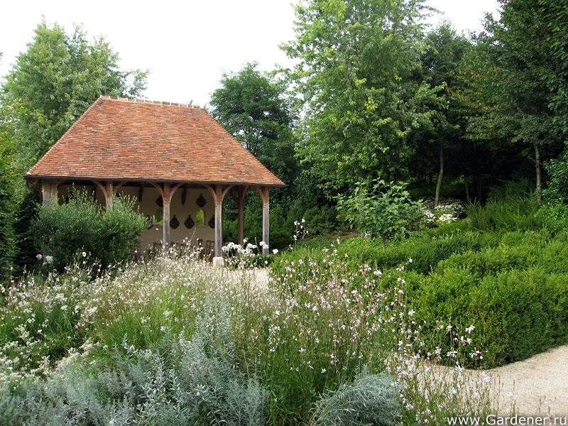 Статьи парки и сады мира франция