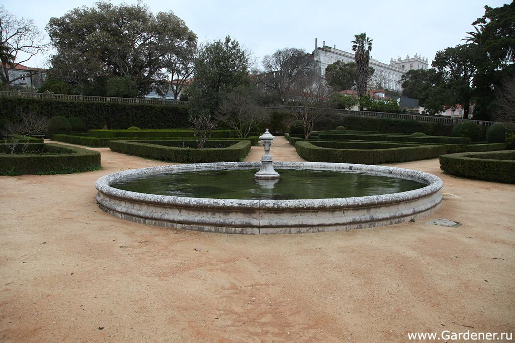 Ботанический сад Лиссабона в разное время года - Мир не тесен   683x1024