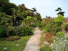 Christian Dior Museum Garden