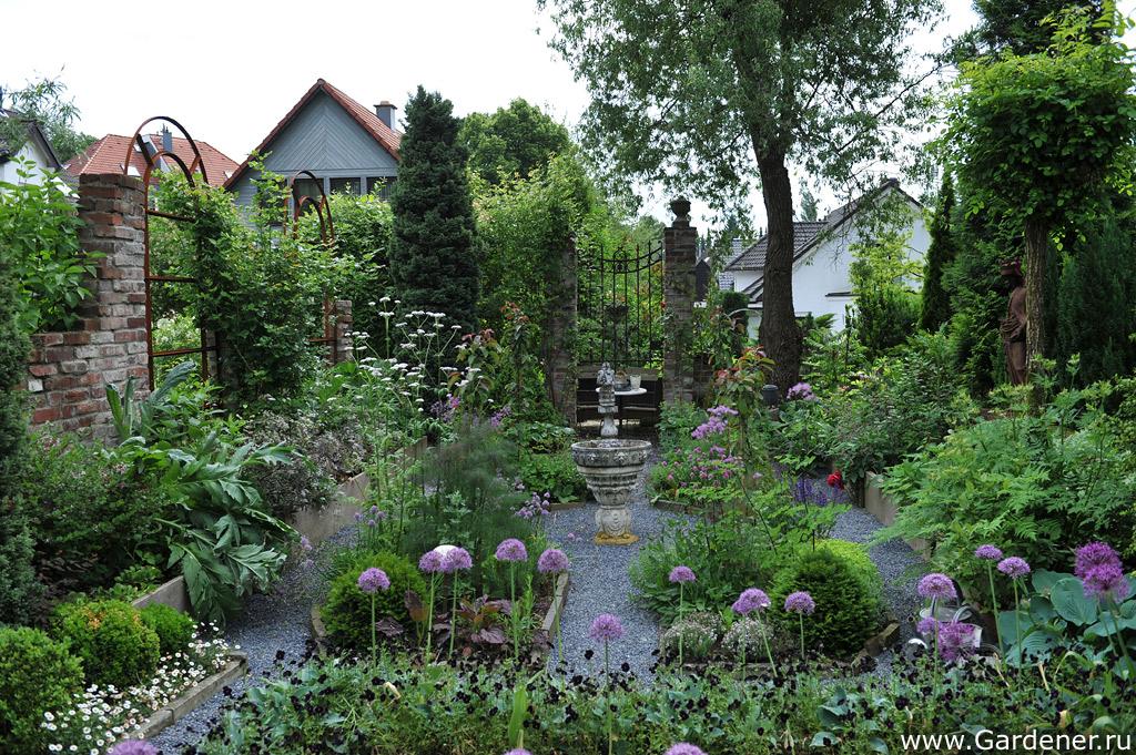 Садово-огородный дизайн  - Страница 5 28