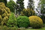 Итальянский сад, расположенный рядом с домом отличается изысканной...