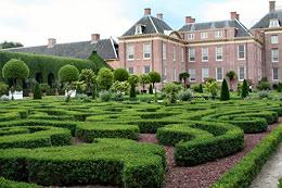 Ландшафтный дизайн сада Het Loo