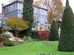 Ботанический сад Руана / Jardin des plantes de Rouen