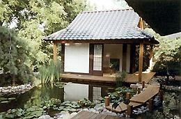 Использование архитектурных форм в ландшафтном дизайне